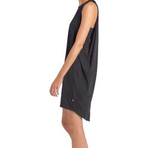 NWT The north face marina luxe dress black small